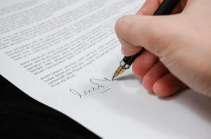 Recomendaciones para redactar una carta finiquito